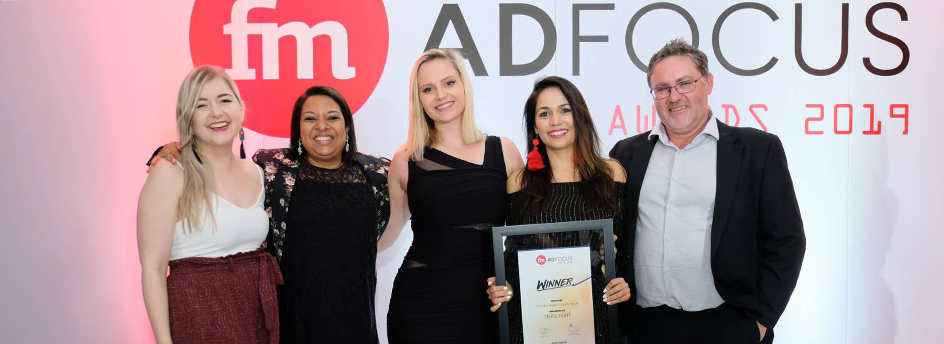 FM Adfocus Overall Agency of the Year 2019